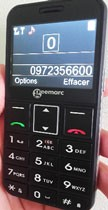 telephones senior cl8360 geemarc